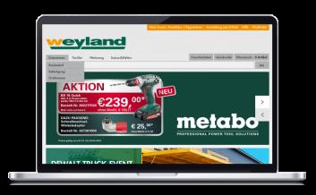 Weyland Desktop