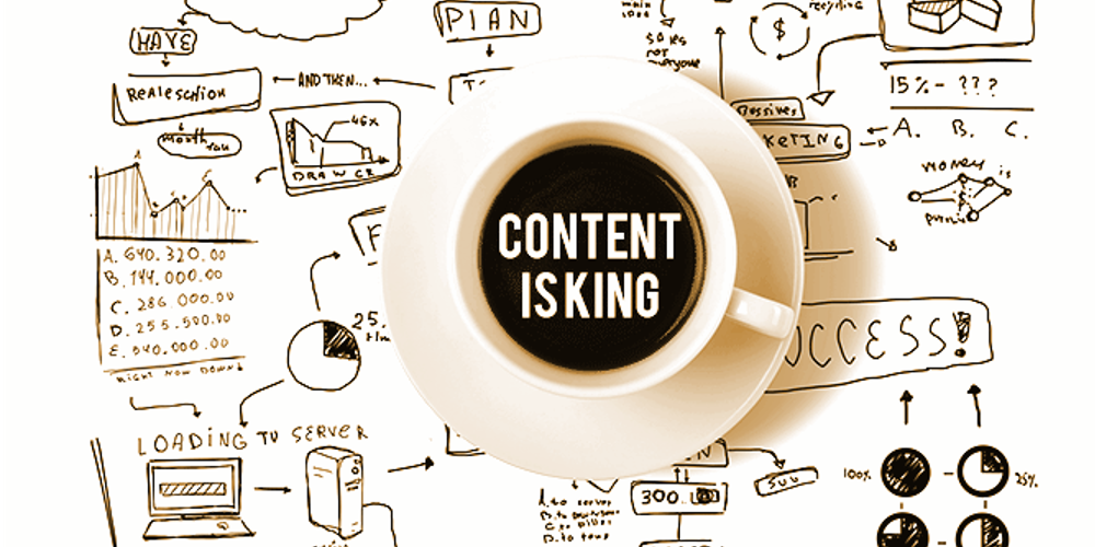 Content is King Shared Content Plattform EMV