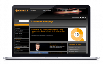 Continental Desktop