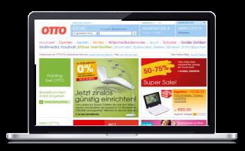 Otto Versand Desktop