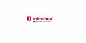 Intershop Logo Blog