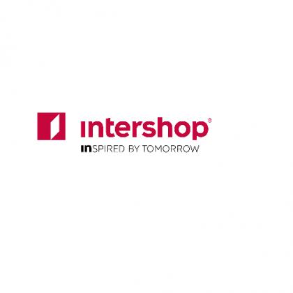 Intershop Logo Blog